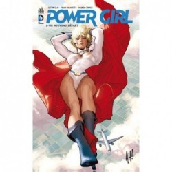 POWERGIRL - TOME 1