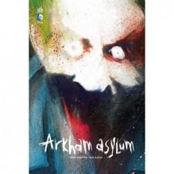 BATMAN ARKHAM ASYLUM - TOME 0
