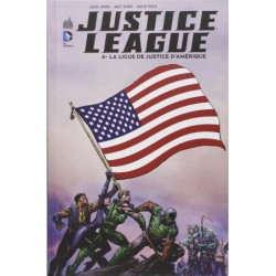 JUSTICE LEAGUE - TOME 4