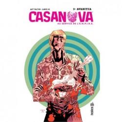 CASANOVA, AU SERVICE DE...