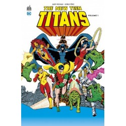 NEW TEEN TITANS - TOME 1