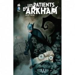 PATIENTS D'ARKHAM (LES) -...