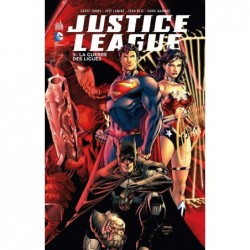JUSTICE LEAGUE - TOME 5