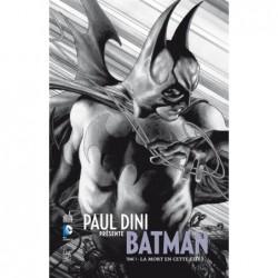 PAUL DINI PRESENTE BATMAN...