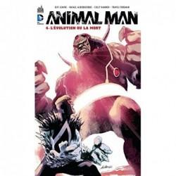 ANIMAL MAN - TOME 4