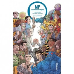 MANHATTAN PROJECTS - TOME 2