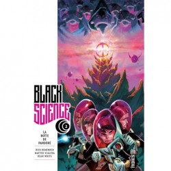 BLACK SCIENCE  - TOME 2