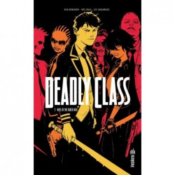 DEADLY CLASS TOME 2