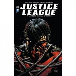 JUSTICE LEAGUE - TOME 7