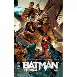 BATMAN ETERNAL  - TOME 2