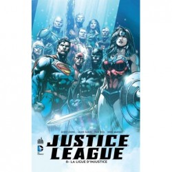 JUSTICE LEAGUE - TOME 8