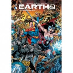 EARTH 2  - TOME 1