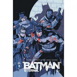 BATMAN ETERNAL  - TOME 4