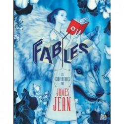 FABLES : LES COUVERTURES...