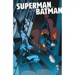 SUPERMAN BATMAN  - TOME 1