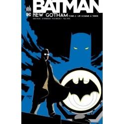 BATMAN NEW GOTHAM  - TOME 2