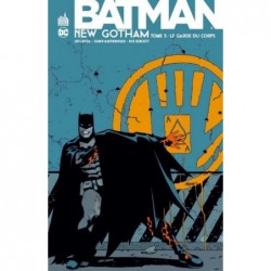 BATMAN NEW GOTHAM  - TOME 3