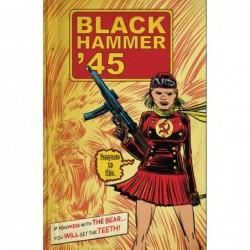 BLACK HAMMER 45 FROM WORLD...