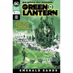 GREEN LANTERN -7