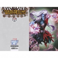 WAR OF REALMS -3 (OF 6)...