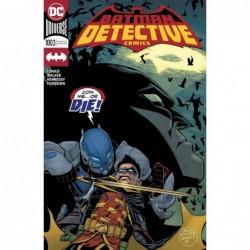 DETECTIVE COMICS -1003