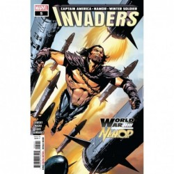 INVADERS -5