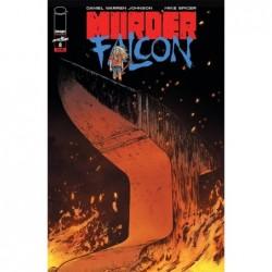 MURDER FALCON -8 CVR A...