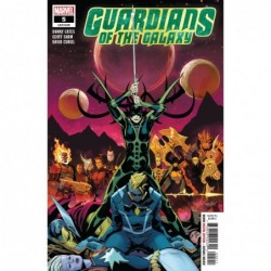 GUARDIANS OF THE GALAXY -5