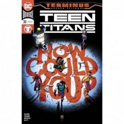 TEEN TITANS -30 TERMINUS...