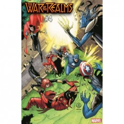 WAR OF REALMS -4 (OF 6)...