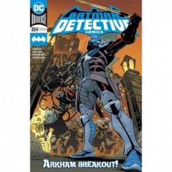 DETECTIVE COMICS -1004