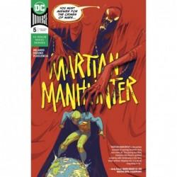 MARTIAN MANHUNTER -5 (OF 12)