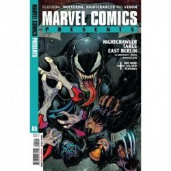 MARVEL COMICS PRESENTS -5