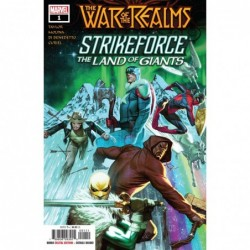 WAR OF REALMS STRIKEFORCE...