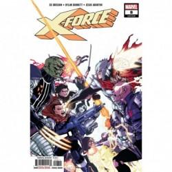 X-FORCE -8