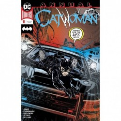 CATWOMAN ANNUAL -1