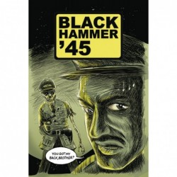 BLACK HAMMER 45 FROM WORLD...