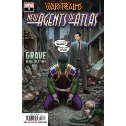 WAR OF REALMS NEW AGENTS OF...