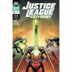 JUSTICE LEAGUE ODYSSEY -10