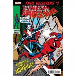 TRUE BELIEVERS SPIDER-MAN...
