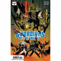 GUARDIANS OF THE GALAXY -6