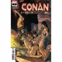 CONAN THE BARBARIAN -7