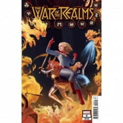 WAR OF REALMS -6 (OF 6)...