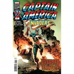 CAPTAIN AMERICA INVADERS...