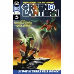 GREEN LANTERN -9
