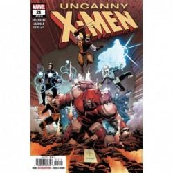 UNCANNY X-MEN -21