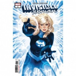 INVISIBLE WOMAN -1 (OF 5)