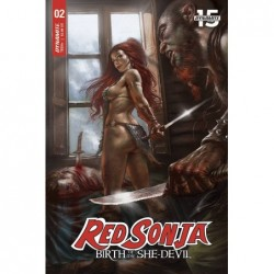 RED SONJA BIRTH OF SHE...