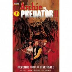 ARCHIE VS PREDATOR 2 -1 (OF...