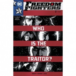 FREEDOM FIGHTERS -7 (OF 12)